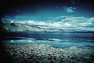 Burang County - Lake Manasarovar