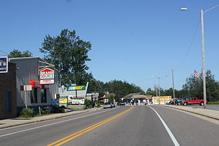 Lakewood (CDP), Wisconsin Census-designated place in Wisconsin, United States