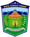 Official seal of Sungai Penuh
