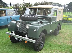 Land rover defender wikivisually land rover series land rover series i freerunsca Image collections