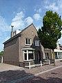 Landerd, Zeeland woonhuis Kerkstraat 11 voor met links.JPG