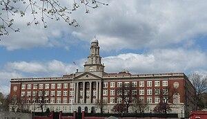 Franklin K. Lane High School - Franklin K. Lane High School