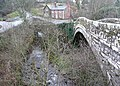 Lanercost Old Bridge, over Quarry Beck - geograph.org.uk - 1163696.jpg