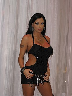 Lanny Barby at AVN Adult Entertainment Expo 2008.jpg