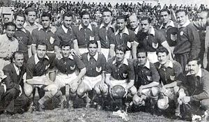 Club Atlético Lanús - The 1950 Primera B champion.