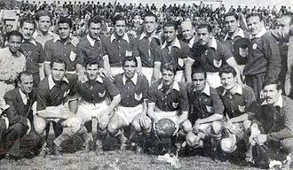 Club Atlético Lanús - The 1950 Primera B champion.