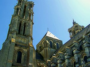 Laon - Cathedral of Notre-Dame of Laon