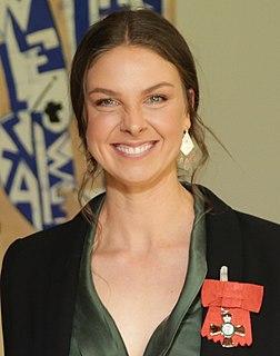 Lauren Boyle New Zealand swimmer