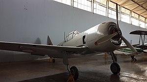 Lavochkin La-11 - Lavochkin La-11 in the Indonesian Air force Museum, Yoygyakarta
