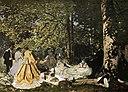 Le Déjeuner sur l'herbe - Monet (Pushkin Museum).jpg