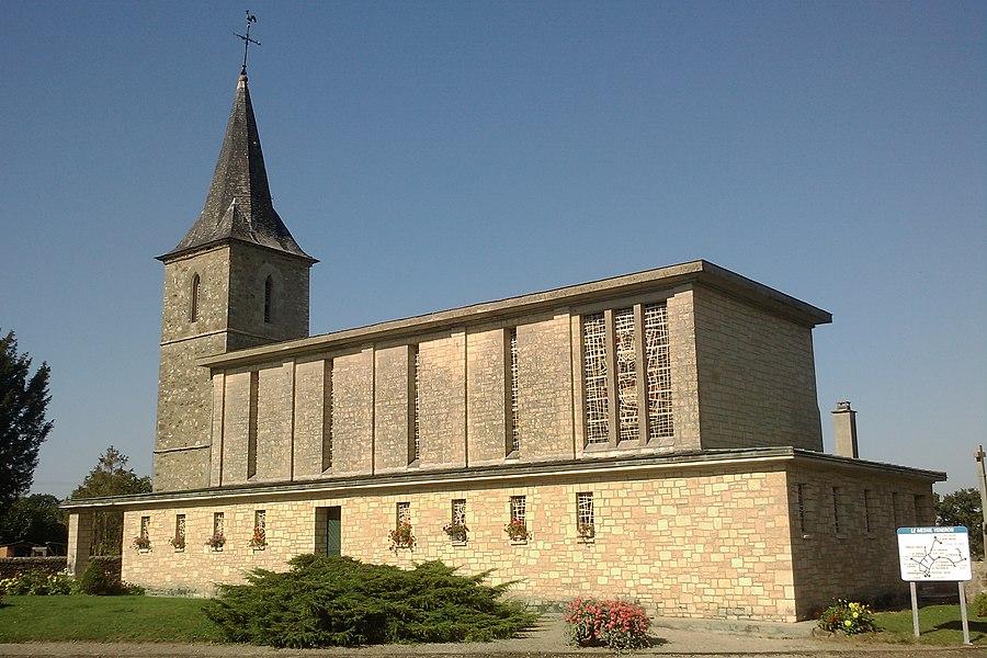 Église Saint-Pierre de fr:Le Mesnil-Véneron