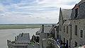 Le Mont-Saint-Michel (Vue sur la baie).JPG