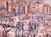Le Siege de La Rochelle par le Duc d Anjou en 1573