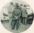 Le comte de Dion aux journées motonautiques de l'exposition universelle 1900, les 23 et 24 juin 1900 sur le bassin d'Argenteuil, avec l'Hélice-Club de France.jpg