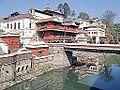 Le site sacré de Pashupatinath (Katmandou) (8630937750).jpg