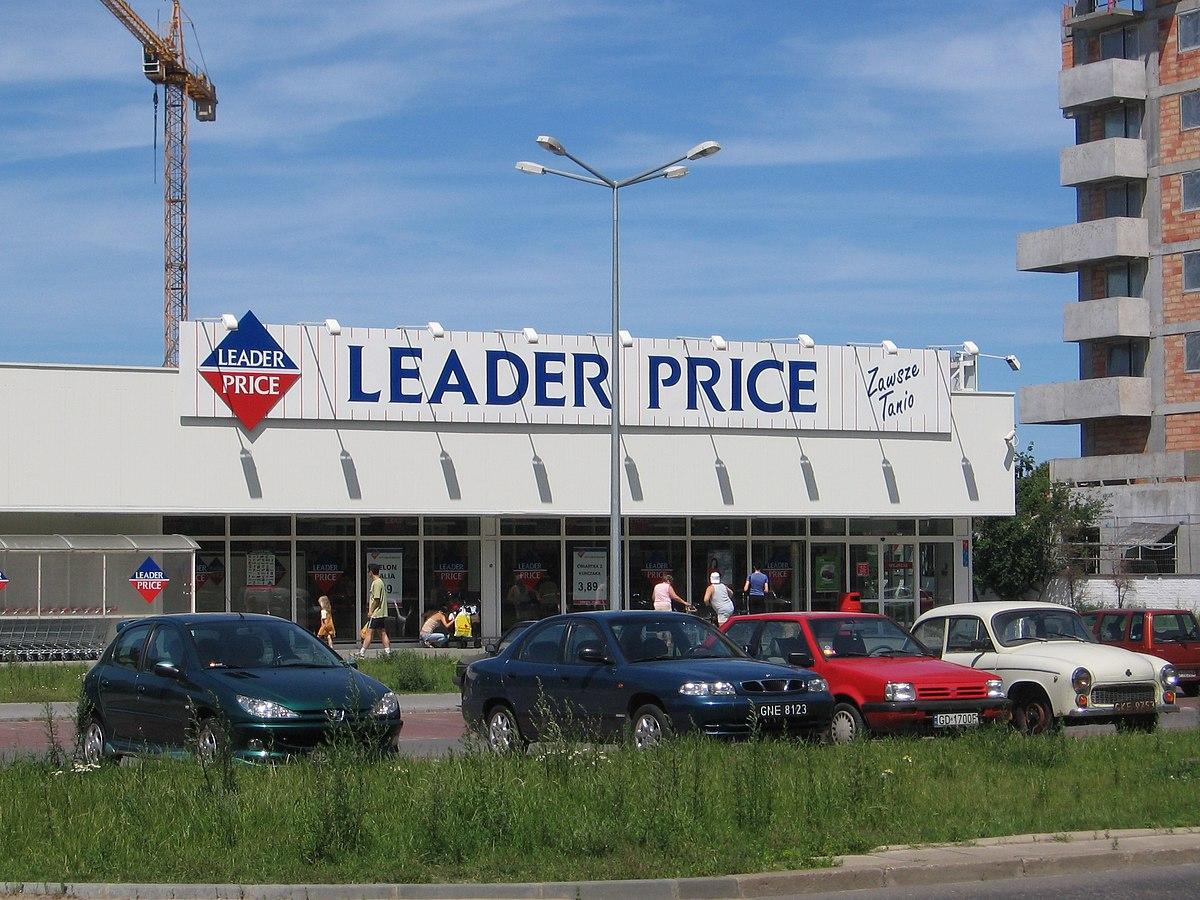 leader price wikipedia wolna encyklopedia. Black Bedroom Furniture Sets. Home Design Ideas