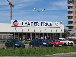 Leader Price-vestiging in Polen