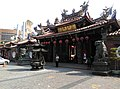 Lecheng Temple on morning in Taichung.jpg