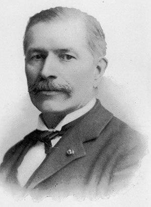 Leffert L. Buck - Leffert L. Buck at the age of 50