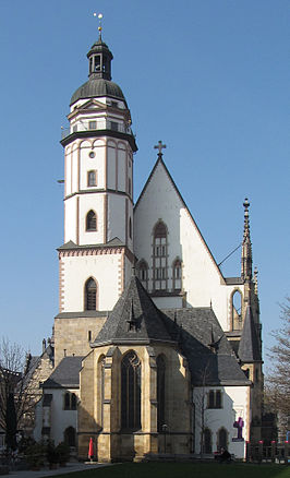 Thomaskerk in Leipzig