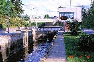 Lempäälä - Canal of Lempäälä