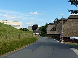 Lemwerder Reetdachhäuser Lürssen459