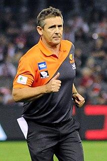 Leon Cameron Australian rules footballer and coach