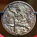 Leone leoni, medaglia di ferrante gonzaga di guastalla, 1555-56, verso.JPG