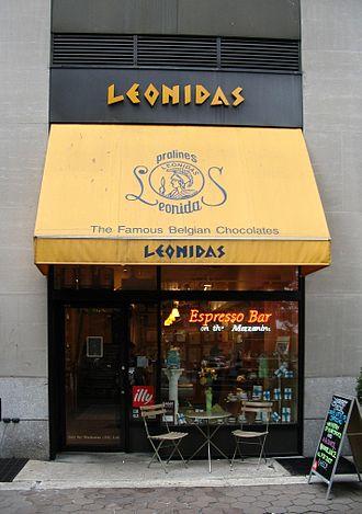 Leonidas (chocolate maker) - Leonidas shop, Downtown Manhattan