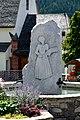 Lesachtal Liesing Hauptplatz Dorfbrunnen 16072014 552.jpg