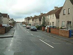 Kennoway - Leven Road, Kennoway
