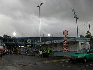 Stadion u Nisy - Image: Liberec, stadion U Nisy