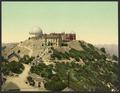 Lick Observatory, Mt. Hamilton, Cal-LCCN2008678174.tif