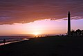Lighthouse Maspalomas Evening 1 (2283919097).jpg