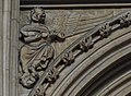 Lincoln Cathedral, Angel with Lute (31886469630).jpg