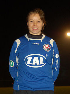 Lisa-Marie Woods Norwegian footballer