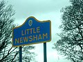 Little Newsham - west entrance - geograph.org.uk - 252505.jpg