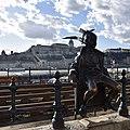 Little Princess Statue, Danube Promenade, Budapest, Hungary (Ank Kumar) 07.jpg