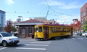 Little Rock streetcar 412.jpg