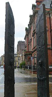 Sheppard-Worlock Statue