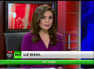 RT America - RT America broadcast with former anchor Liz Wahl