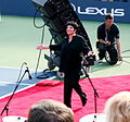 Liza Minnelli at the 2007 US Open.jpg