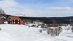 Ljungdalen i marts 2013