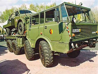 National People's Army - Tatra-813