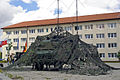 Lkw 2t tmil gl (Unimog U1300L), Sprech-Funk-Trupp.jpg