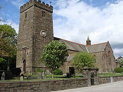 Llanelli parish church - geograph.org.uk - 1276654.jpg