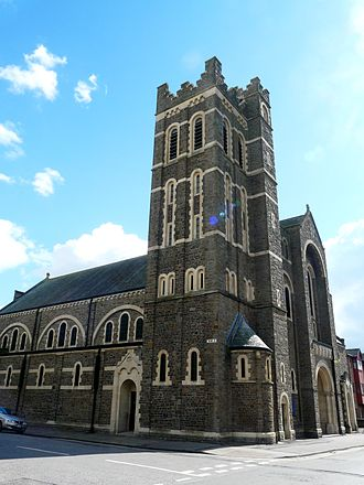 Listed buildings in Cardiff - St Mary of the Angels