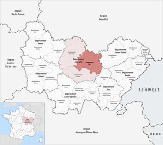 Arrondissement of Dijon Arrondissement in Bourgogne-Franche-Comté, France