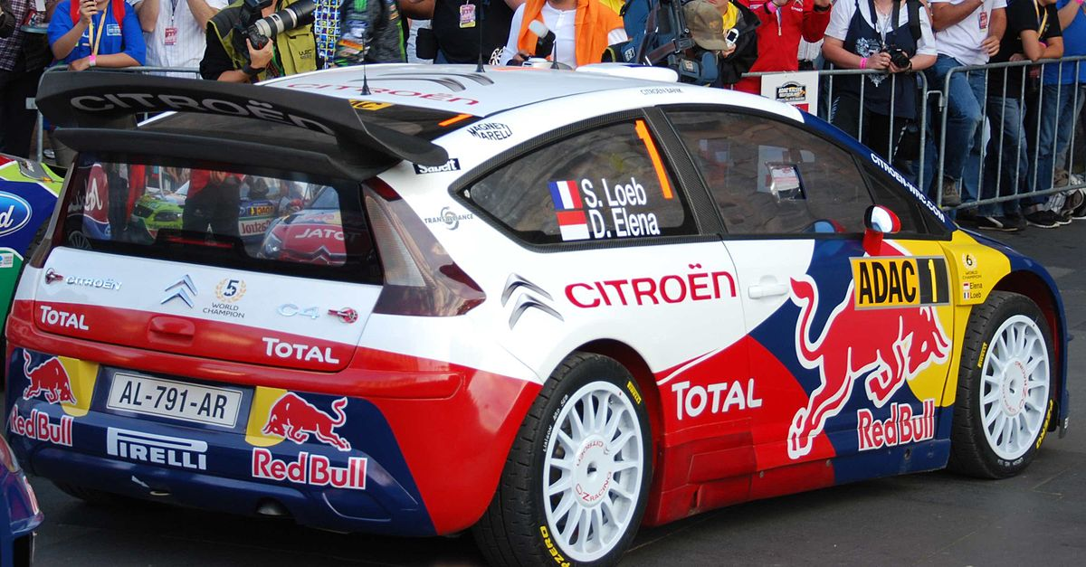 2010 Rallye Deutschland - Wikipedia