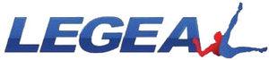 FK Jagodina - The logo of Legea.